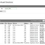 Wo laufen bestimmte virtuelle Server?